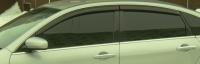 Дефлекторы окон (ветровики) для Nissan Teana I (2003-2008 г.в.)