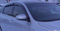 Дефлекторы окон (ветровики) для Nissan Teana II (2008-... г.в.)