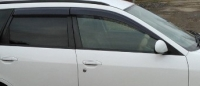 Дефлекторы окон (ветровики) для Nissan Wingroad (1999-2005 г.в.)