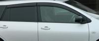 Дефлекторы окон (ветровики) для Nissan Wingroad (2005-... г.в.)