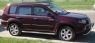 Дефлекторы окон (ветровики) для Nissan X-Trail I (2001-2007 г.в.)