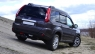 Дефлекторы окон (ветровики) для Nissan X-Trail II (2007-... г.в.)