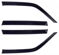 Дефлекторы окон (ветровики) для Mitsubishi L200 (1986-1996 г.в.)