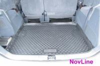 Коврик в багажник для Honda Odyssey RA6 JDM 1999-2003 г.в. правый руль