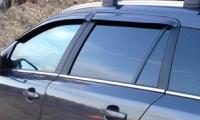 Дефлекторы окон (ветровики) для Opel Astra H (2004- г.в.) универсал