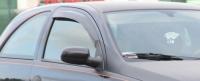 Дефлекторы окон (ветровики) для Opel Corsa C (2000-2006 г.в.) 3 дверная