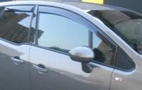 Дефлекторы окон (ветровики) для Opel Meriva B (2010-... г.в.)