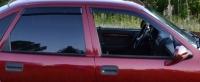 Дефлекторы окон (ветровики) для Opel Vectra A (1988-1995 г.в.)