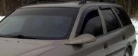 Дефлекторы окон (ветровики) для Opel Vectra B (1995-2002 г.в.) универсал