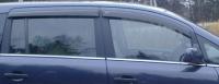 Дефлекторы окон (ветровики) для Opel Zafira B (2005-2010 г.в.)