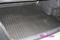 Коврик в багажник для Subaru Outback 2003-2009 г.в. седан