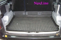 Коврик в багажник для Peugeot Partner CV 2002-2008 г.в.