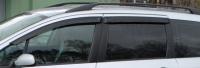 Дефлекторы окон (ветровики) для Peugeot 307 универсал (2002-2008 г.в.)
