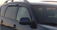 Дефлекторы окон (ветровики) для Peugeot 4007 (2007-... г.в.)