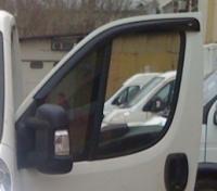 Дефлекторы окон (ветровики) для Peugeot Boxer (1994-2006 г.в.)