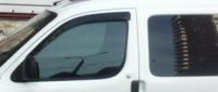 Дефлекторы окон (ветровики) для Peugeot Partner (1997-2008 г.в.) / Peugeot Partner Origin (2008-... г.в.)
