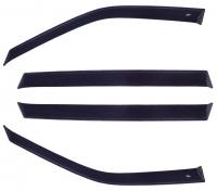 Дефлекторы окон (ветровики) для Toyota Corolla (2001-2006) универсал
