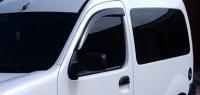 Дефлекторы окон (ветровики) для Renault Kangoo I (до 2008 г.в.)