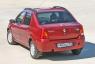 Рейлинги АПС на Renault Logan