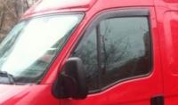 Дефлекторы окон (ветровики) для Renault Master (1997-2010)