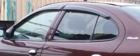 Дефлекторы окон (ветровики) для Renault Megane I (1995-2002) седан
