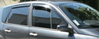 Дефлекторы окон (ветровики) для Renault Scenic II / Grand Scenic II (2003-2009)