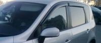 Дефлекторы окон (ветровики) для Renault Scenic III / Grand Scenic III (2003-2009)