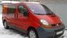 Дефлекторы окон (ветровики) для Renault Trafic (2001-... г.в.)