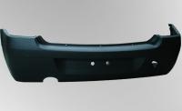 Бампер задний на Рено Логан (Renault Logan) 6001546776