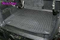 Коврик в багажник для Ssangyong Rexton II\III 2006-2012; 2012-...г.в.