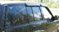 Дефлекторы окон (ветровики) для Тагаз Road Partner (2008-... г.в.)