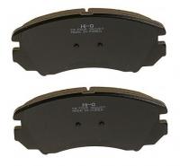 Тормозные колодки передние для Hyundai Tucson (2004-2010)
