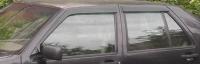 Дефлекторы окон (ветровики) для Saab 9000 (1991-1998 г.в.)