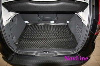 Коврик в багажник для Renault Scenic II 2010-...г.в.