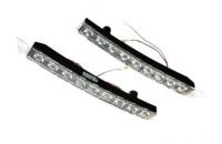 Ходовые огни дневного света Sho-Me DRL-809 (2 шт. по 9 ламп)