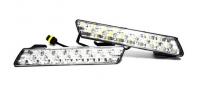 Ходовые огни дневного света Sho-Me DRL-824 WCB (2 шт. по 24 лампы)