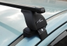 Багажник Lux для Nissan Teana (с прямоугольными дугами)