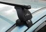 Багажник Lux для Nissan Tiida хэтчбек (с прямоугольными дугами)