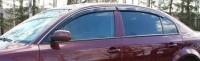 Дефлекторы окон (ветровики) для Skoda Superb I (2001-2008 г.в.)