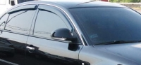 Дефлекторы окон (ветровики) для Skoda Superb II (2008-... г.в.)