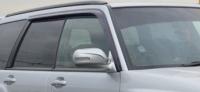 Дефлекторы окон (ветровики) для Subaru Forester I (1997-2002)