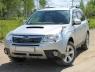 Дефлекторы окон (ветровики) для Subaru Forester III (2008-... г.в.)