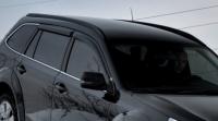 Дефлекторы окон (ветровики) для Subaru Outback (2009-... г.в.)
