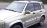 Дефлекторы окон (ветровики) для Suzuki Grand Vitara (1998-2005) 5 дверная
