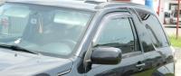 Дефлекторы окон (ветровики) для Suzuki Grand Vitara (2005-... г.в.) 3 дверная