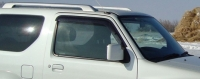 Дефлекторы окон (ветровики) для Suzuki Jimny (1998-... г.в.)