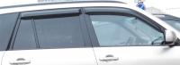 Дефлекторы окон (ветровики) для Suzuki Grand Vitara 2005-...г.в. 5-дверная