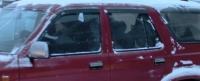 Дефлекторы окон (ветровики) для Toyota 4Runner II (1988-1995)