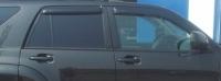Дефлекторы окон (ветровики) для Toyota 4Runner IV (2003-2009)