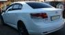 Дефлекторы окон (ветровики) для Toyota Avensis III (2009-... г.в.)